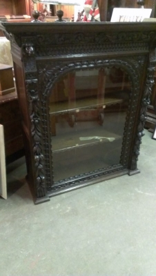 15A23015 RENAISSANCE CARVED WALL CABINET (3).jpg