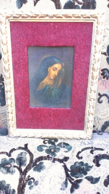 15A23505 SMALL OIL PAINTING OF MARY.jpg
