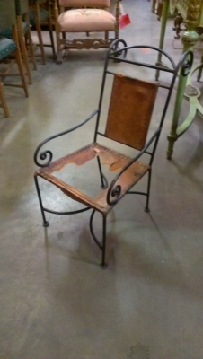 15A23524 IRON CHILDS CHAIR NEEDS A SEAT (2).jpg
