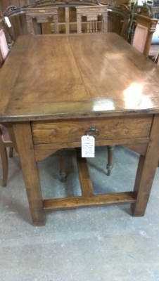 36- 84825 CHERRY FARM TABLE WITH DRAWER (1).jpg