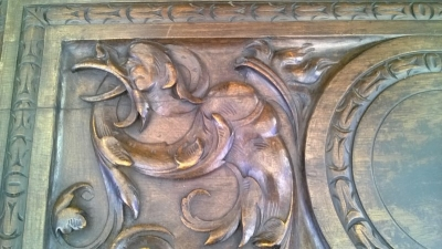 15A23 HIGHLY CARVED FRENCH COFFER (3).jpg