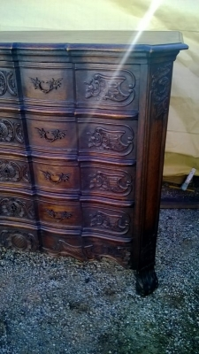 15A23 NICELY CARVED 4 DRAWER FRENCH COMMODE (4).jpg
