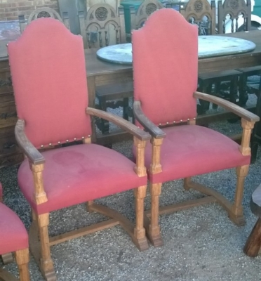 15A23 PAIR OF RUSTIC ARM CHAIRS (2).jpg