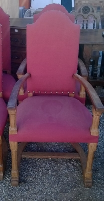 15A23 PAIR OF RUSTIC ARM CHAIRS (4).jpg
