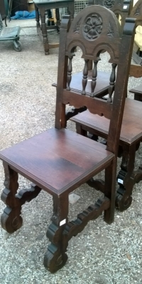 15A23 SET OF 5 SPANISH CHAIRS (5).jpg