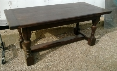 15A23 SMALL DARK OAK FARM TABLE (2).jpg