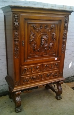 15A23 SPAINISH BAR CABINET WITH DRAWERS (1).jpg