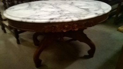 VICTORIAN mARBLE TOP COFFEE TABLE (2).jpg