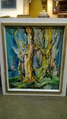 36-85126 ORIGINAL TREES OIL PAINTING BY RUTH M. WHITE.jpg