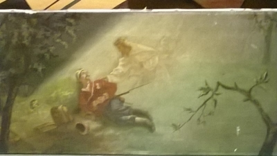36-PAINTING OF CHRIST COMFORTING A SOLDIER (2).jpg