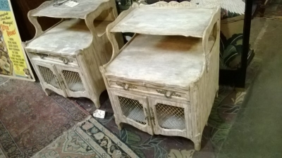 36-PAIR OF COUNTRY FRENCH LAMP TABLES  (1).jpg