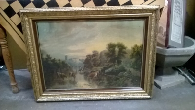 FRAMED ENGLISH WATER COLOR.jpg