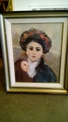 15B26010 MOTHER AND CHILD PAINTING.jpg