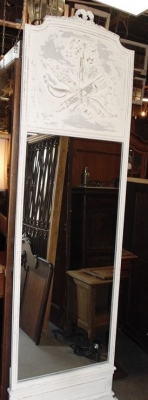 14b06013 tall painted mirror