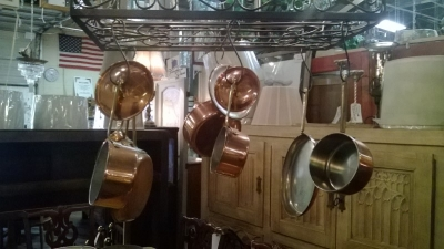 15B SELECTION OF COPPER COOKWARE (1).jpg