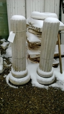 36-85313 PAIR OF CAST STONE COLUMNS.jpg