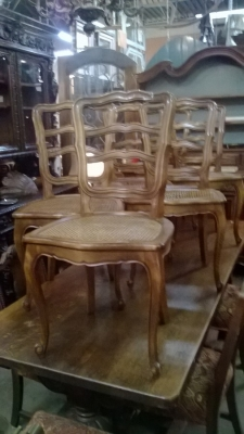 15C03004 SET OF 6 LOUIS XV CANED SEAT CHAIRS (1).jpg