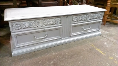 PAINTED BENCH WITH DRAWERS.jpg