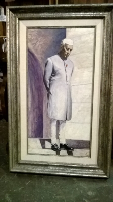 15C04100 OIL PAINTING OF NEHRU.jpg