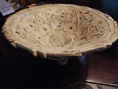 14C24715 NOT OLD DECORATIVE BOWL