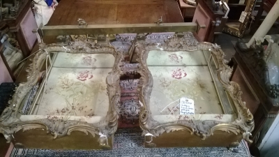36-85414 PAIR OF LOUIS XV GILT HANGING WALL DISPLAYS (2).jpg