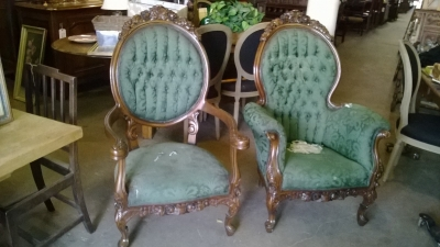 PAIR OF HIGHBACK VICTORIAN CHAIRS (2).jpg