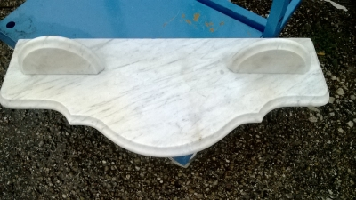 MARBLE BAC...
