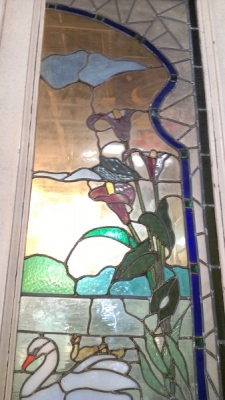 FABULOUS PAIR OF TALL STAINED GLASS DOORS (5).jpg