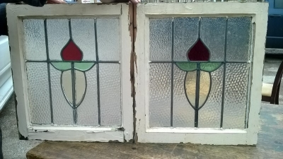 36-PAIR OF STAINED GLASS WINDOWS.jpg