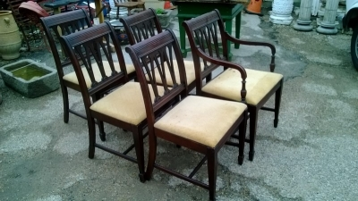 36-SET OF 5 FEDERAL STYLE CHAIRS (1).jpg