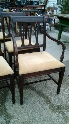 36-SET OF 5 FEDERAL STYLE CHAIRS (2).jpg