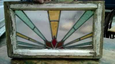 36-SMALL SUNRISE STAINED GLASS WINDOW.jpg