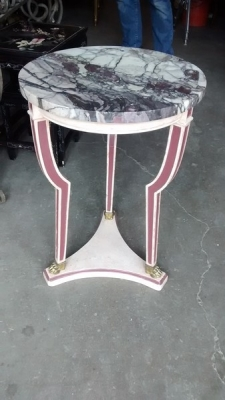 15D23602 ROUND MARBLE TOP TABORET (1).jpg