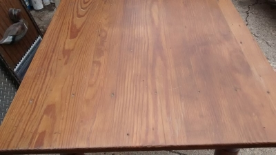 15D23636 PINE HARVEST TABLE WITH TURNED LEGS (5).jpg