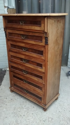 15D23640 WALNUT LINGERIE CHEST WITH 7 DRAWERS (1).jpg
