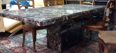 15D05 MARBLE CONFERENCE OR DINING TABLE (2).jpg