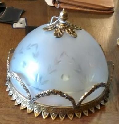 15D27112 DOME CUT TO CLEAR GLASS CEILING LIGHT.jpg