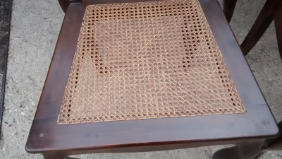 15E07104 SET OF 6 BRITTISH COLONIAL CANED CHAIRS (2).jpg