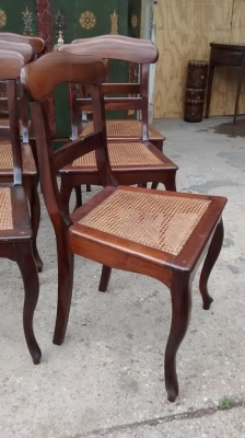 15E07104 SET OF 6 BRITTISH COLONIAL CANED CHAIRS (3).jpg