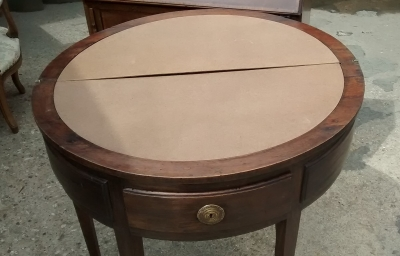 15E07106 7BRITTISH COLONIAL DEMILUNE FLIPTOP GAME TABLE (2).jpg