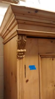 15E12003 PINE DOUBLE DOOR ARMOIRE (2).jpg