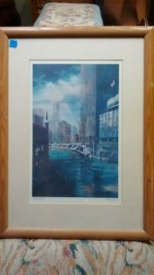 15E12020 CHICAGO RIVER SIGNED PRINT TOM LYNCH.jpg