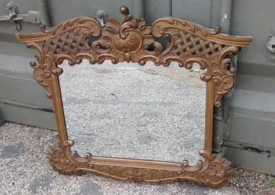 15E19017 GILT WOOD MIRROR (2).jpg