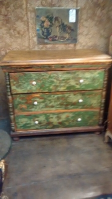 36- PAINTED EUROPEAN CHEST (1).jpg