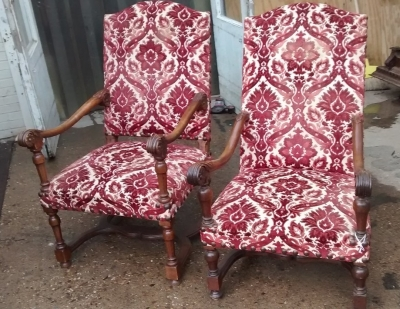15E19204-5 TWO LOUIS XIII ARM CHAIRS (1).jpg