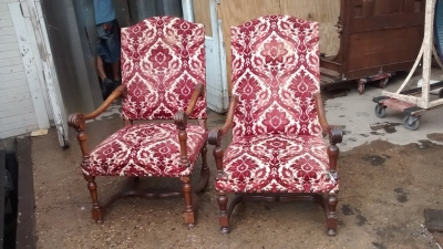 15E19204-5 TWO LOUIS XIII ARM CHAIRS (3).jpg