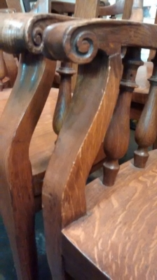 36-SET OF 6 OAK ARM CHAIRS (2).jpg