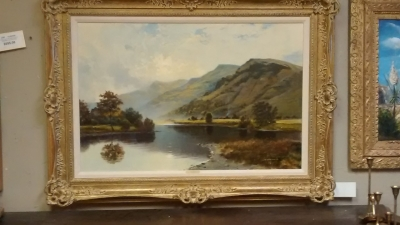 FRAMED LAKE OIL PAINTING (3).jpg