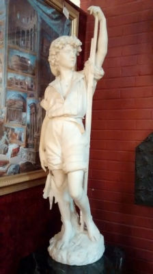 MARBLE STATUE OF BOY HOLDING FISH (1).jpg