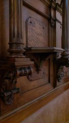 huge carved bench from France c (6).jpg